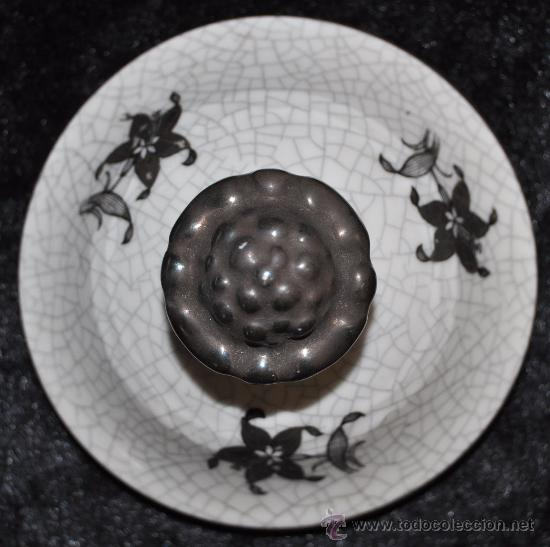 Antigüedades: SOPERA EN PORCELANA DE BABARIA - Foto 4 - 26537940