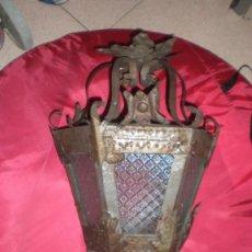 Antigüedades: ANTIGUO FARO DEL MADRID DE LOS AUSTRIAS.. Lote 26317326
