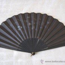 Antigüedades: ABANICO MUY ANTIGUO. Lote 26415370