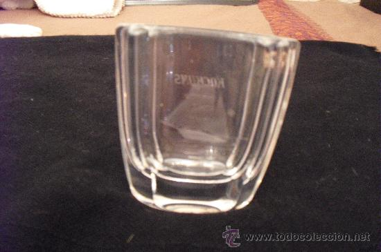 PRECIOSO JARRO ANTIGUO ORREFORS (Antigüedades - Cristal y Vidrio - Orrefors )