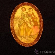 Antigüedades: PRECIOSO GRABADO SIGLO XIX. Lote 26588573