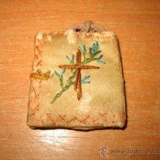 Antigüedades: ESCAPULARIO SAGRADO CORAZON. Lote 25205884