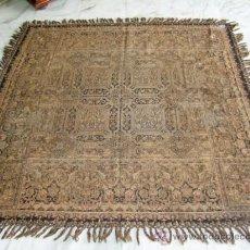 Antigüedades: TAPIZ ANTIGUO REF.4796. Lote 25219267