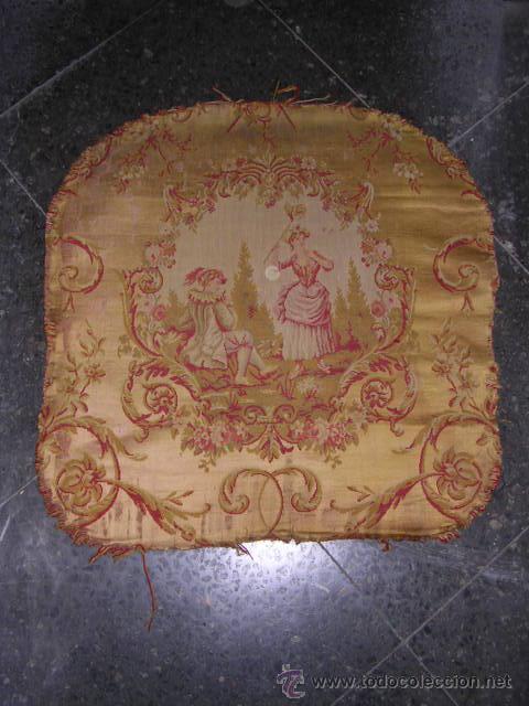 3 telas antiguas de tapiceria para butaca peti comprar - Telas de tapiceria online ...