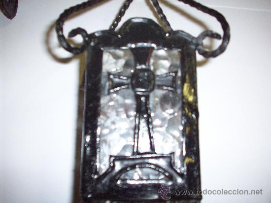 Antigüedades: FAROL IGLESIA DE FORJA - Foto 2 - 27249573