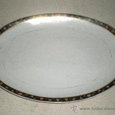 Antigüedades: BANDEJA DE PORCELANA. Lote 27018169