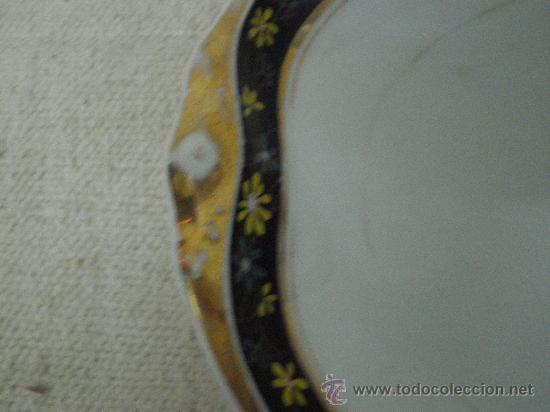 Antigüedades: bandeja de porcelana - Foto 5 - 27018169