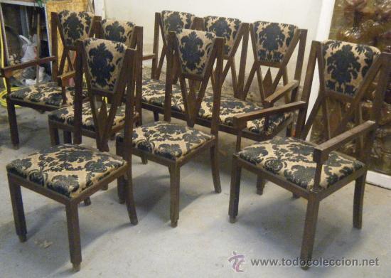 Magn fica siller a modernista para restaurar no comprar sillones antiguos en todocoleccion - Sillones antiguos para restaurar ...