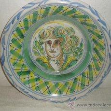 Antigüedades: LEBRILLO DE TRIANA XX. Lote 27141777