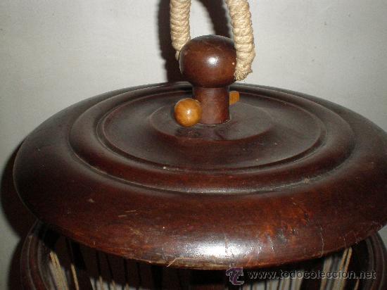 Antigüedades: portabotellas antiguo - Foto 4 - 27141743