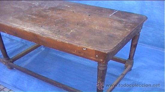mesa comedor melis para restaurar - Comprar Mesas Antiguas en ...