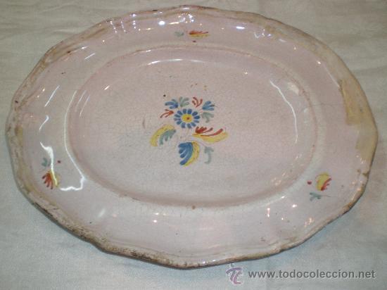 FUENTE DE ALCORA (Antigüedades - Porcelanas y Cerámicas - Alcora)