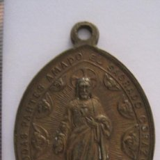 Antigüedades: MEDALLA SAN FELIPE NERI DE PALMA. Lote 25479540
