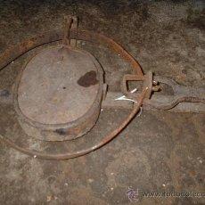 cepo de hierro antiguo