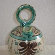 Antigüedades: BOTIJO DE TERUEL PUNTER. Lote 215926003