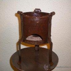 Antigüedades: HORNILLO DE CARBÓN. Lote 277540713