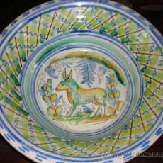 Antigüedades: LEBRILLO DE TRIANA XX. Lote 27511466