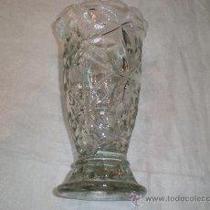 Antigüedades: JARRON DE VIDRIO. Lote 27619410