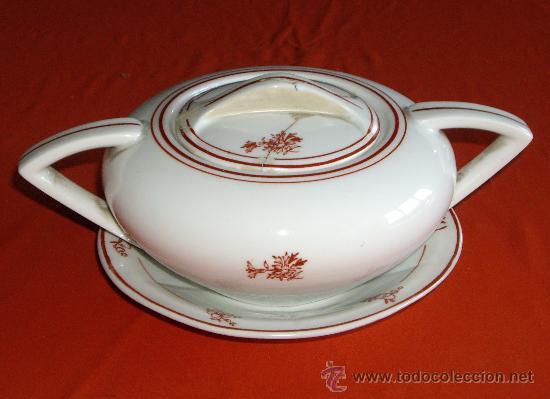 SOPERA O SALSERA CANDAL (Antigüedades - Porcelanas y Cerámicas - Otras)