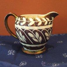 Antigüedades: JARRA LUSTRE S- XIX. Lote 26341220