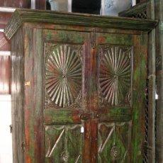 Antigüedades: ARMARIO PINTADO. Lote 26526712