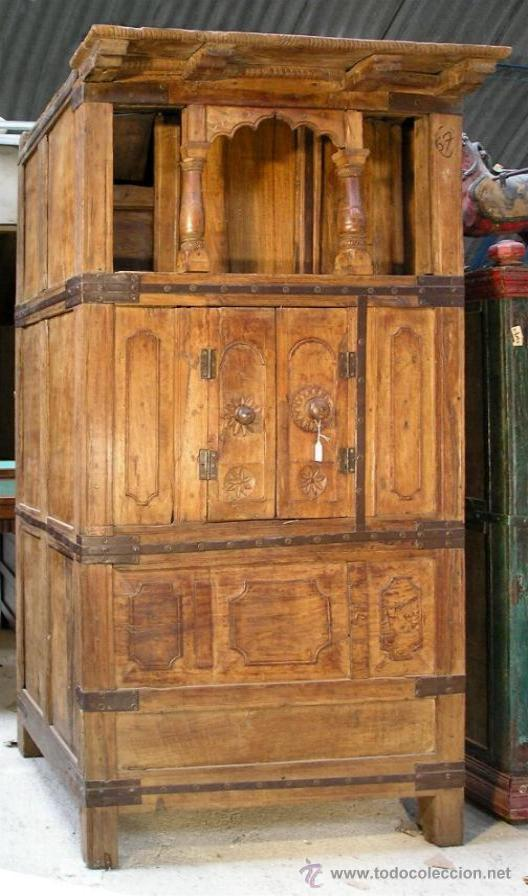 Mueble aparador de cocina enorme comprar aparadores - Fotos de muebles antiguos ...