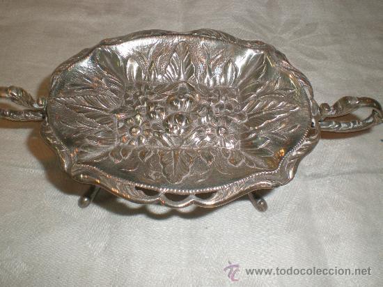 Antigüedades: centro de plata - Foto 2 - 26663875