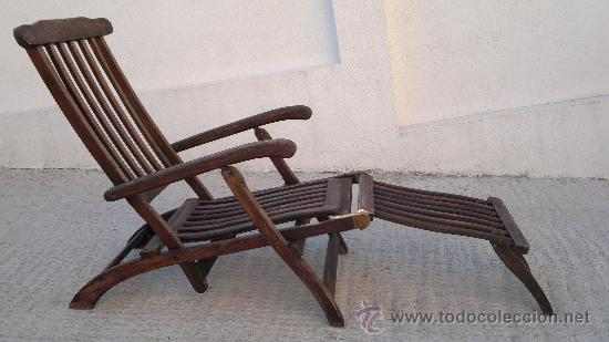 tumbonas de jardin de madera de teka - Tumbonas De Madera