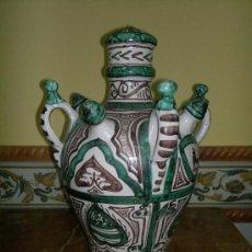 Antigüedades: PUNTER BOTIJO TERRUEL. Lote 26905934