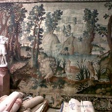 Antiques - VENDO TAPIZ SIGLO XVII - 26993393