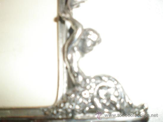 Antigüedades: marco de plata - Foto 4 - 27150165