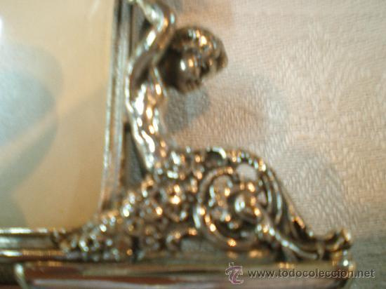 Antigüedades: marco de plata - Foto 3 - 27150165
