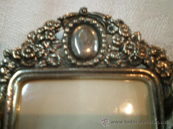 Antigüedades: marco de plata - Foto 2 - 27150165