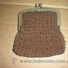 Antigüedades: MONEDERO. Lote 27116844