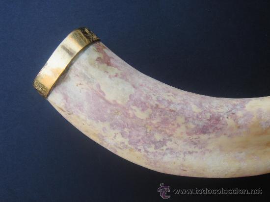 Antigüedades: EXTREMO PRÓXIMO AL ADEREZO DE ORO - Foto 2 - 27149119