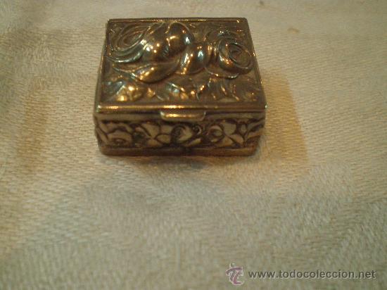 Antigüedades: caja de plata - Foto 2 - 27239982