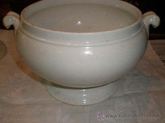SOPERA DE PIKMAN SEVILLA (Antigüedades - Porcelanas y Cerámicas - La Cartuja Pickman)