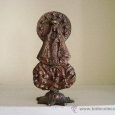 Antigüedades: VIRGEN DE LOS DESAMPARADOS. Lote 27445873