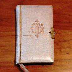 Antigüedades: ANTIGUO LIBRO DE PRIMERA COMUNION. Lote 27473320