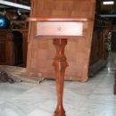 Antigüedades: RECLINATORIO NOGAL REF.4906. Lote 27494422