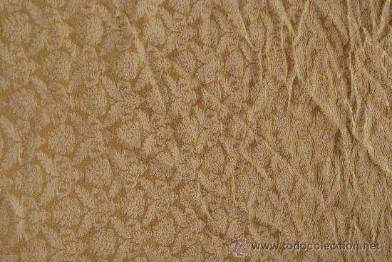 preciosa colcha del xix en tela brocada para ca   Comprar Colchas