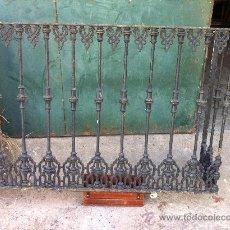 Oggetti Antichi: 3 BALCONES ANTIGUOS DE 1903. Lote 37141299