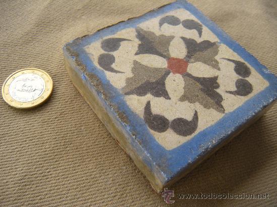 Antiguo mosaico hidra lico terrazo comprar utensilios for Suelo hidraulico antiguo