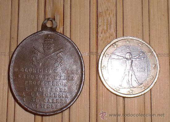 Antigüedades: Medalla siglo XIX - Foto 2 - 27853463