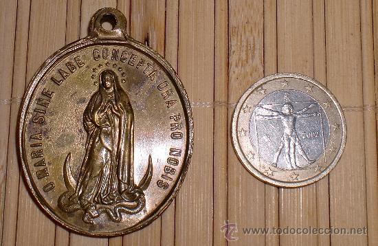 Antigüedades: Medalla siglo XIX - Foto 2 - 27853410