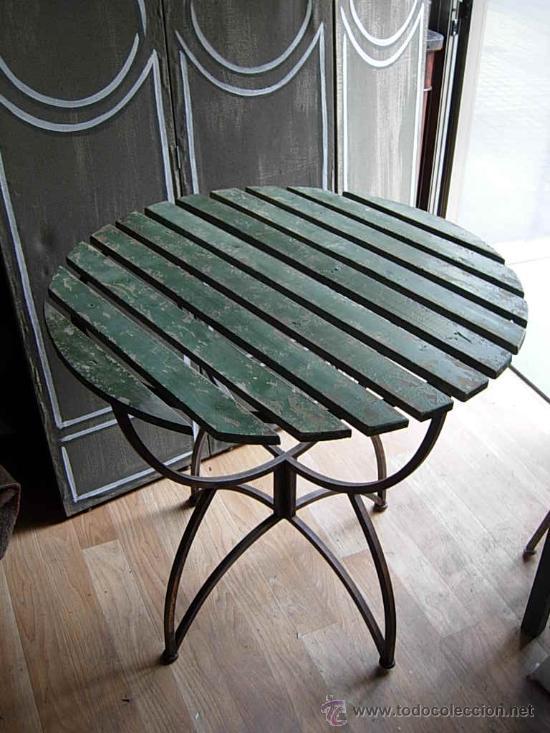 Mesas terraza sillas y mesas de terraza de madera mesas for Mesas jardin madera baratas