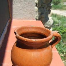 Antigüedades: OLLITA PEQUEÑA ANTIGUA. Lote 27829871