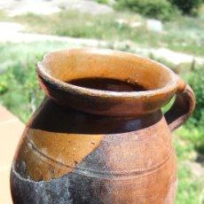 Antigüedades: OLLA - PUCHERO ANTIGUA GRANDE - 1. Lote 27830069