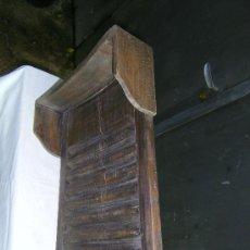 Antigüedades: LOSA DE LAVAR ANTIGUA. Lote 27836557