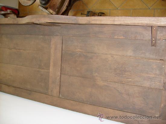 Antigüedades: IMPRESIONANTE ARMARIO DE CASTAÑO ANTIGUO - Foto 15 - 26407165
